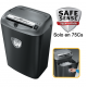 FELLOWES SAFETY 75Cs